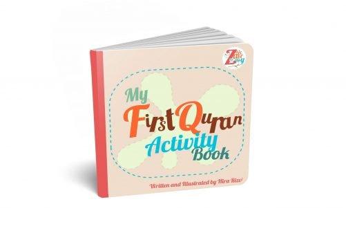 Quran Activity Board Book